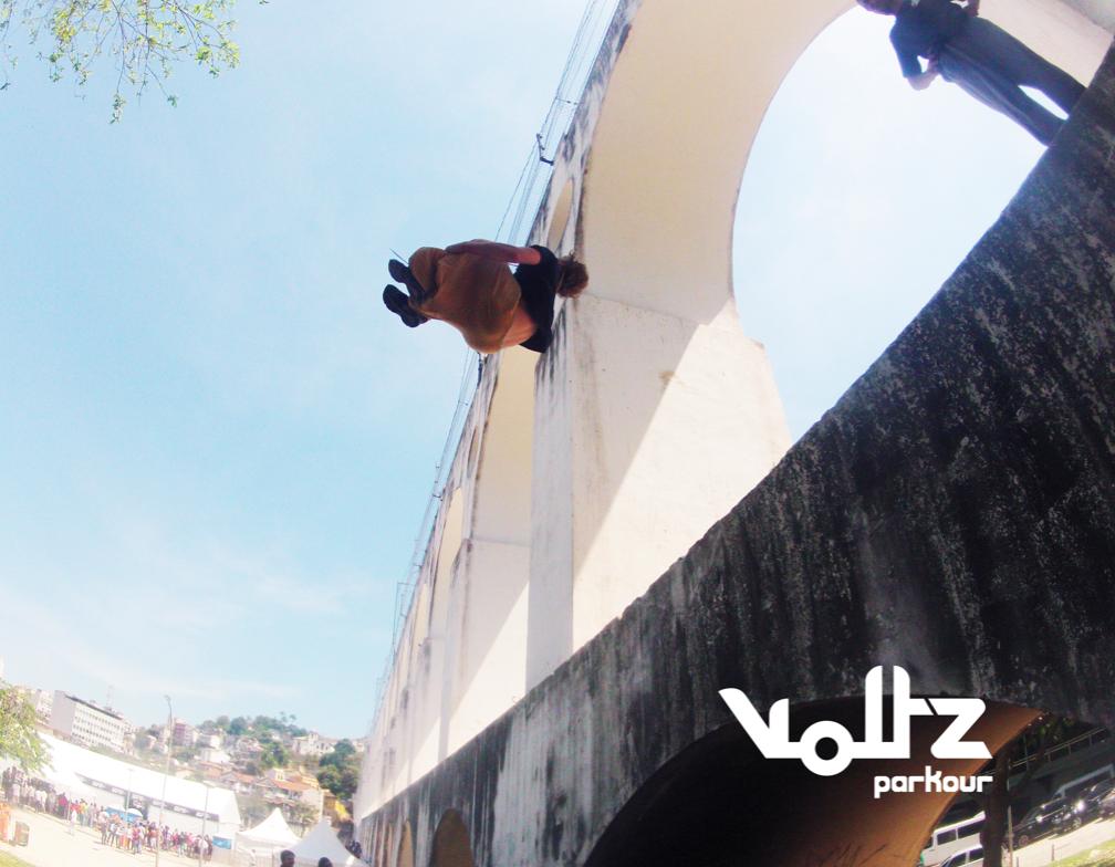 Arcos Lapa - Freeruning & Parkour