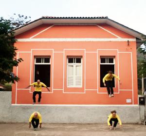 Casa da Cultura Amparo - Parkour em Nova Friburgo